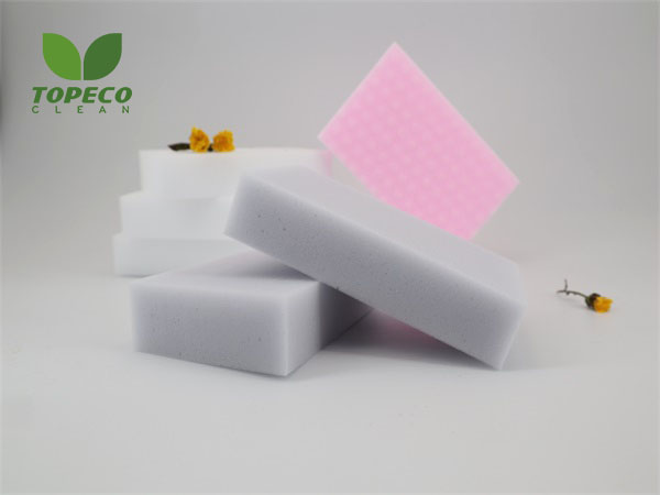 Topeco Clean white cleaning sponge