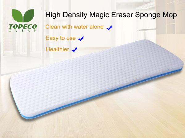 magic eraser sponge mop for floor