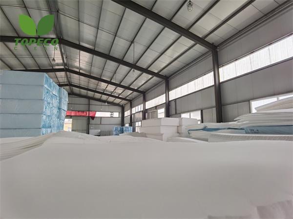 Topeco Clean compound melamine foam supplier