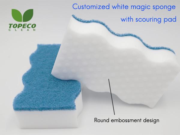 design of magic sponge supplier