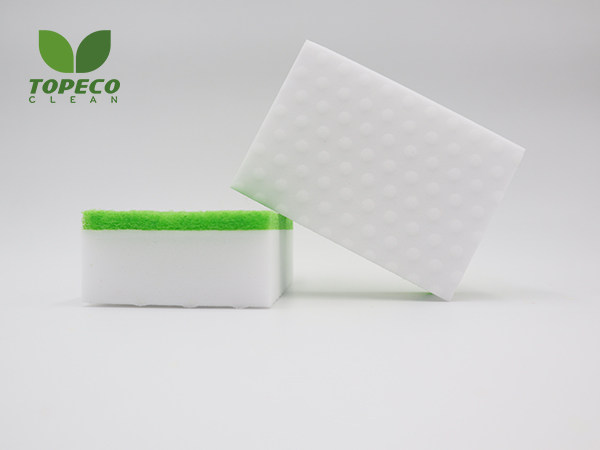 high density magic compound sponge