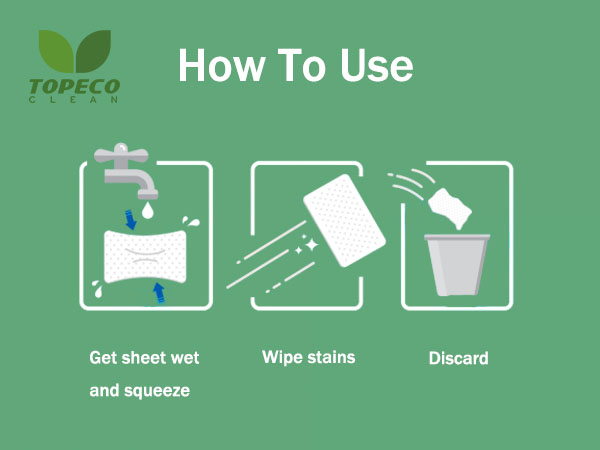 how to use magic eraser sheets