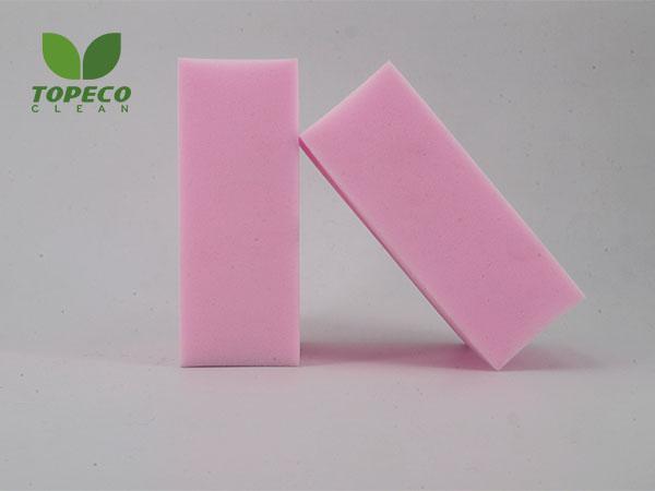 pink magic sponge