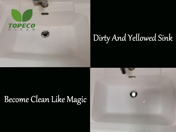 magic cleaning sponge at home