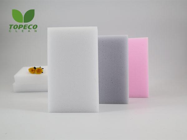 white magic eraser cleaning sponges
