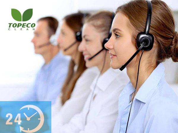 Topeco Clean enthusiastic service melamine foam