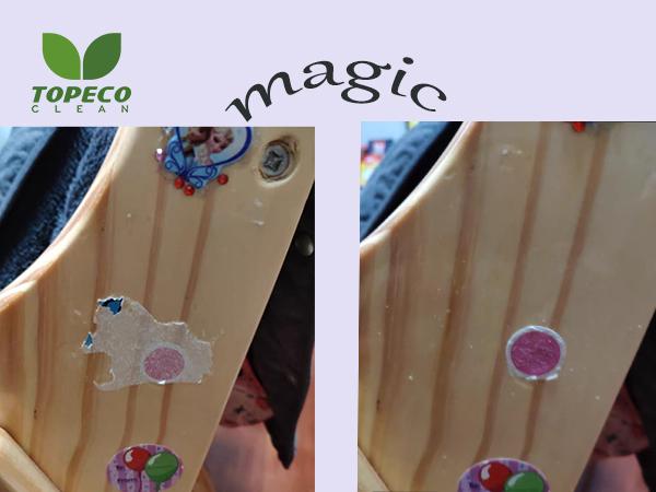 magic eraser sponge spot cleaner