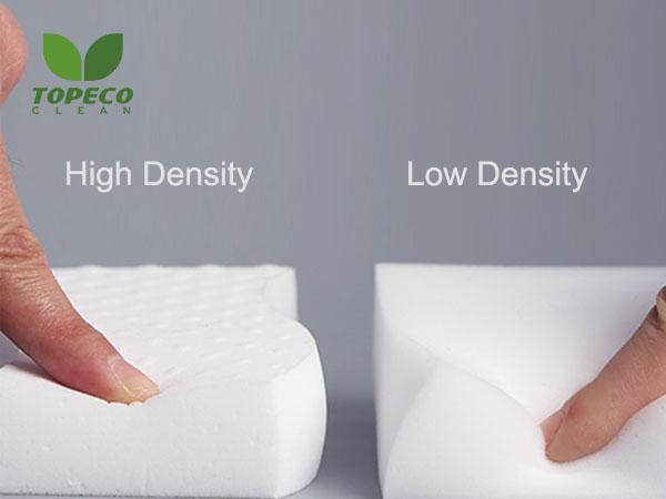 high density Topeco Clean's magic cleaning sponge