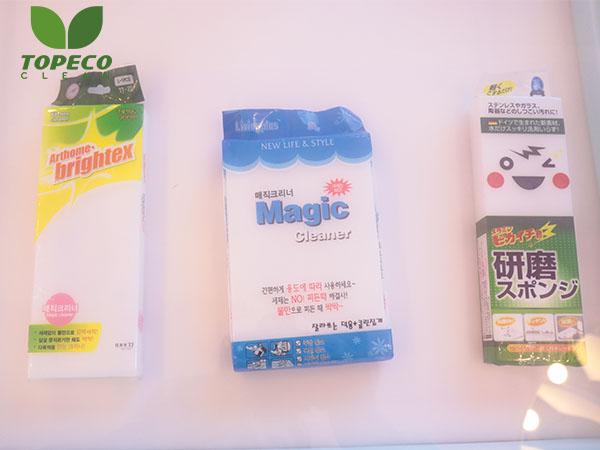 packing of compressed magic eraser