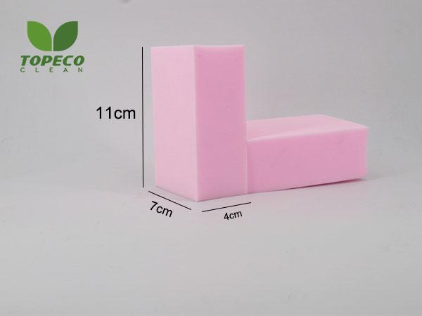 Topeco Clean microfiber magic sponge size