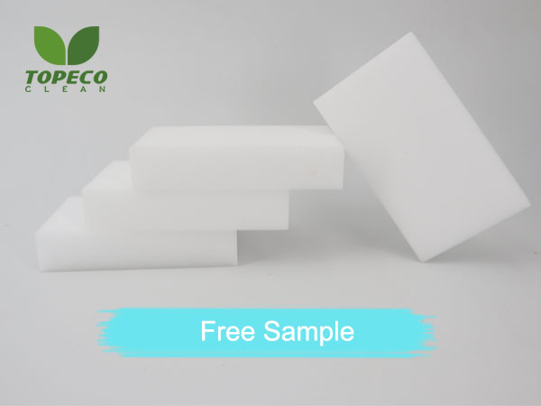 Topeco Clean white wonder sponges