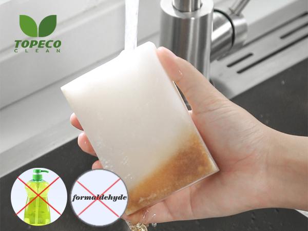 magic sponge eraser melamine cleaner nano