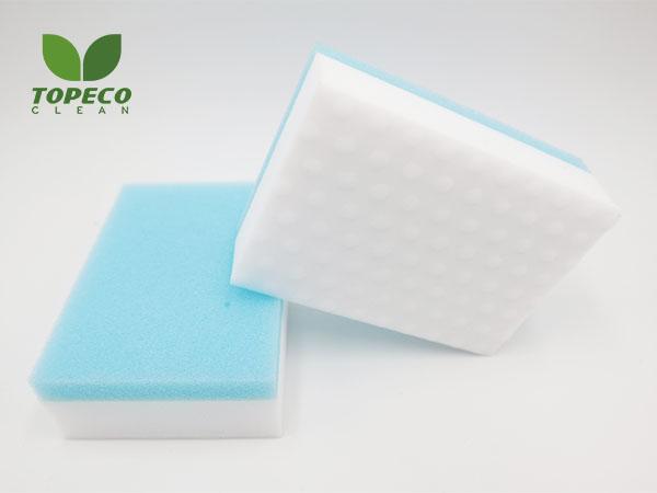compound white magic eraser sponge
