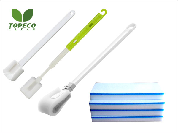 magic sponge cleaning tool
