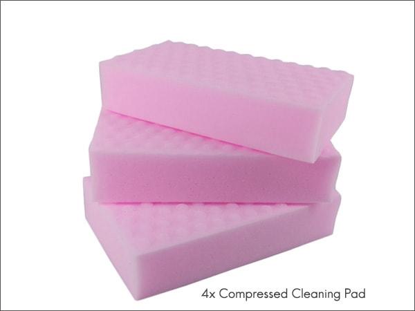 cleaning pad sponge