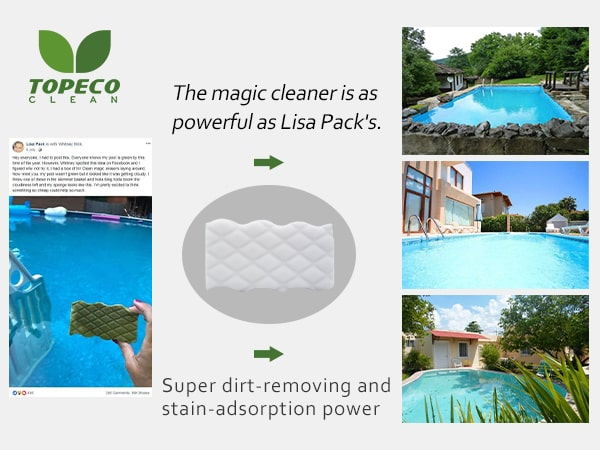 magic sponge pool cleaner