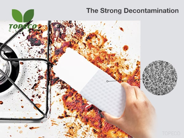 high density melamine foam cleaning