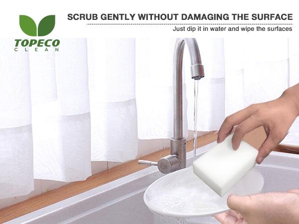 nano cleaning sponge