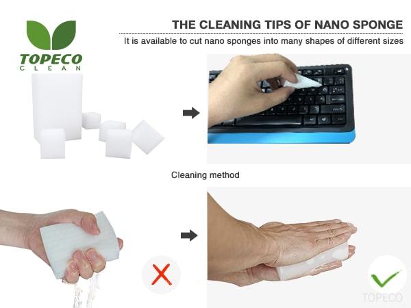 nanosponge foam