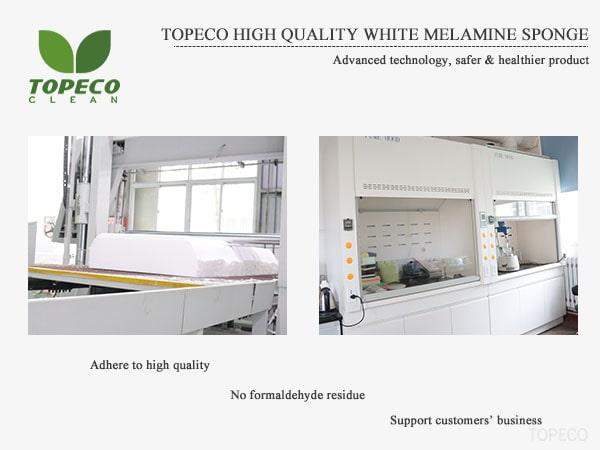 white melamine sponge supplier